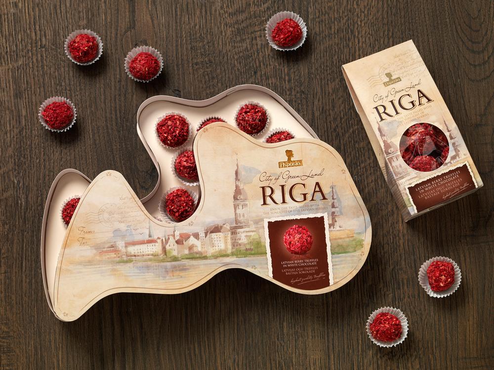 www.skriverusaldumi.lv   Latvijas ogu trifeles baltajā šokolādē