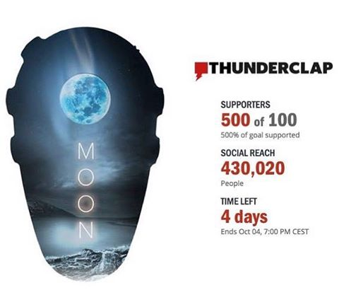 We made it! 500 supporters on Thunderclap!  As promised we will now be giving away two MOON bundles :) Enter now with link in our profile to support our upcoming Kickstarter campaign, launching this Tuesday, the 4th of October.  #giveaway #winit #geartalk #knowyourtone #aalberg #aalbergaudio