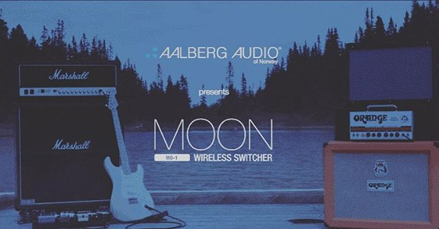 The MOON Kickstarter campaign is launching in less than 24 hrs! (04 of October, 7pm CEST / 10am PDT)  Act fast, the limited early bird price will be insane: $99 for a MOON+AERO, that's $100 of retail!  #geartalk #knowyourtone #aalbergaudio #amp #visitnorway #norway #guitar #electricguitar