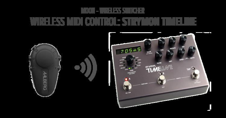MOON MO-1 Wireless Switcher — AALBERG AUDIO