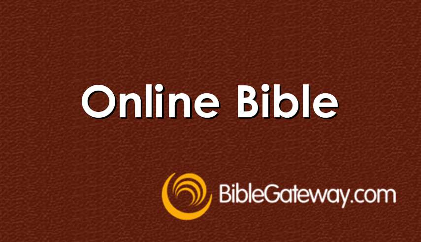 BibleGateway.com is an excellent source of Bible translations and search tools.