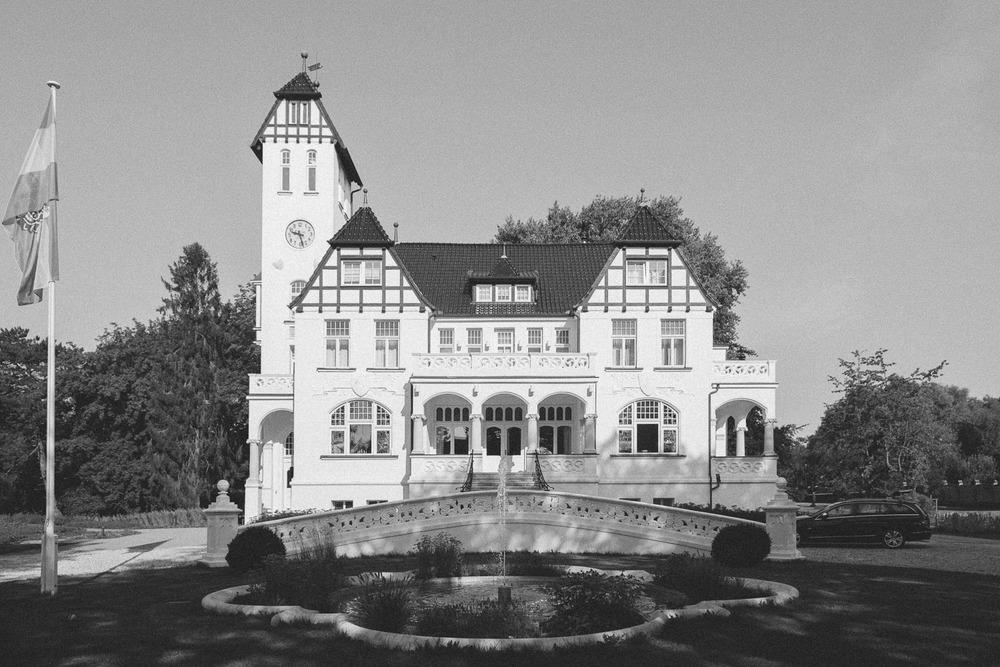 Villa Papendorf Hochzeit Anne Christian
