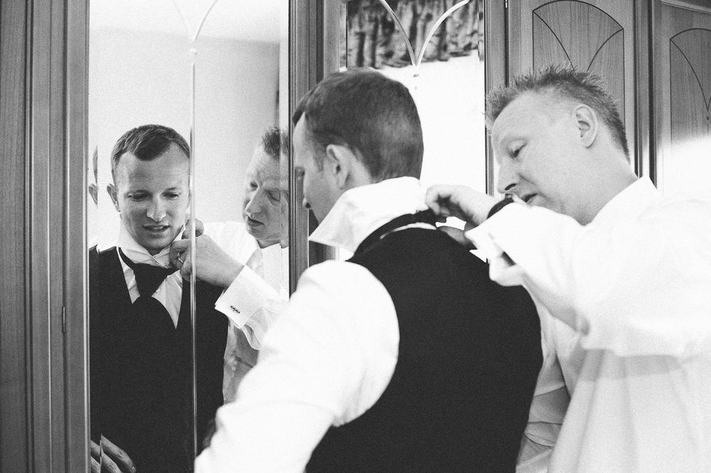 Hochzeit Bräutigam Anzug Rostock