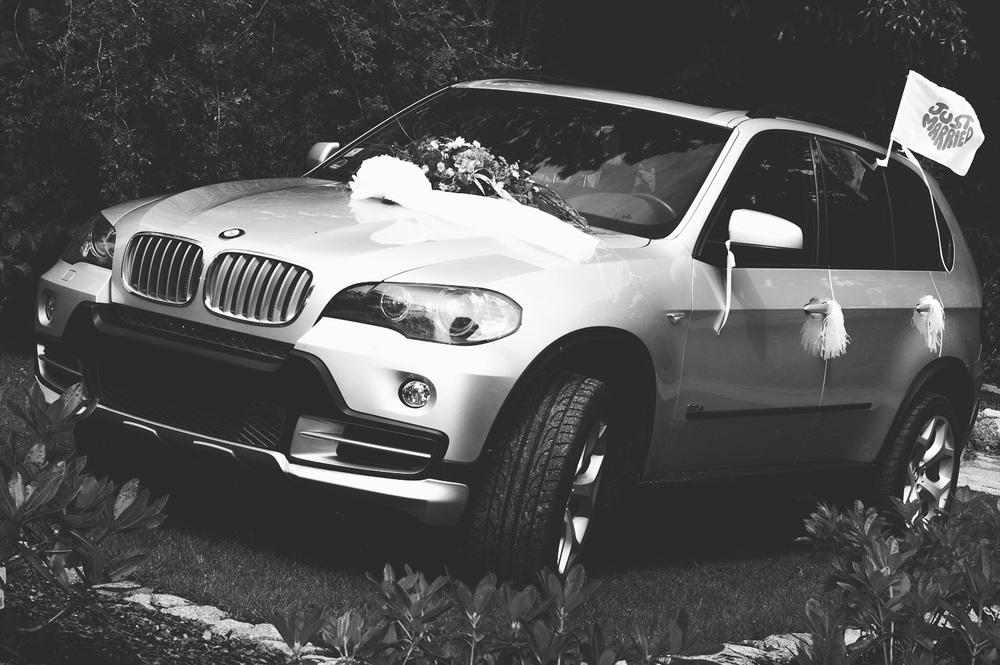 Hochzeit Auto Rostock