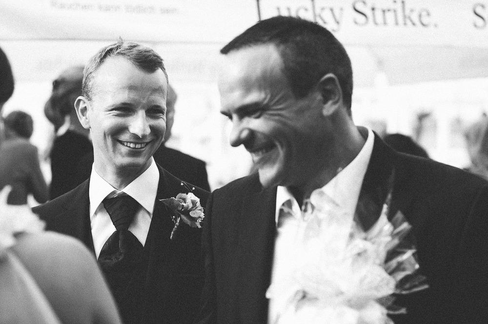 Hochzeit Empfang Schusters Warnemünde