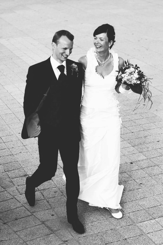 Hochzeit Brautpaar Warnemünde