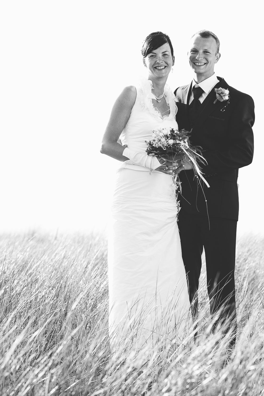 Hochzeit Warnemünde Dünen