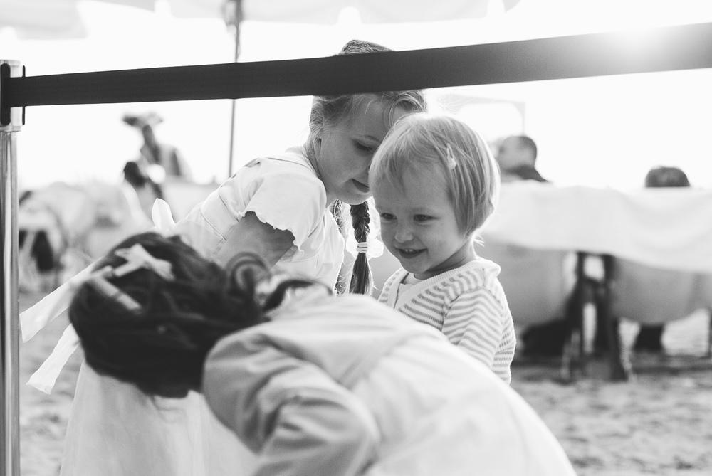 Hochzeit Kinder Strand
