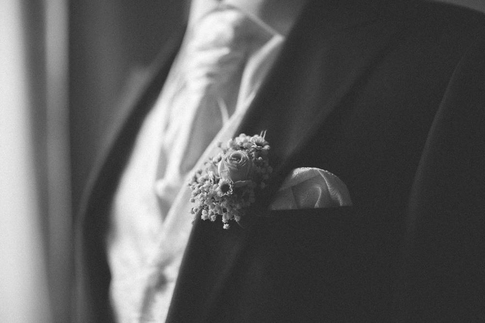 Hochzeit Bräutigam Anzug