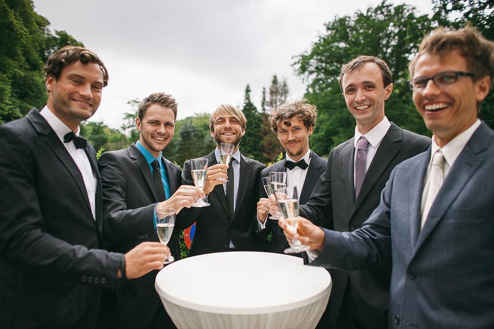 Hochzeit Gäste Schlemmin