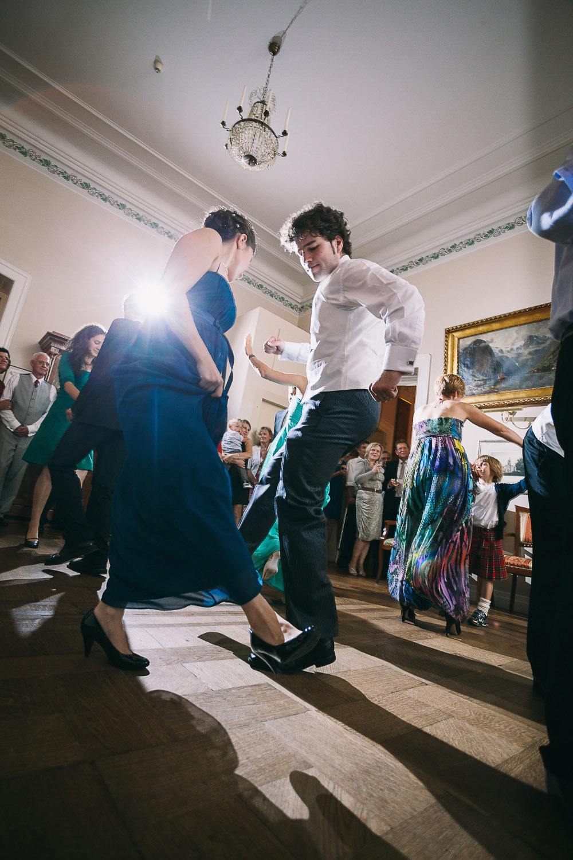 Hochzeit Party Schlemmin