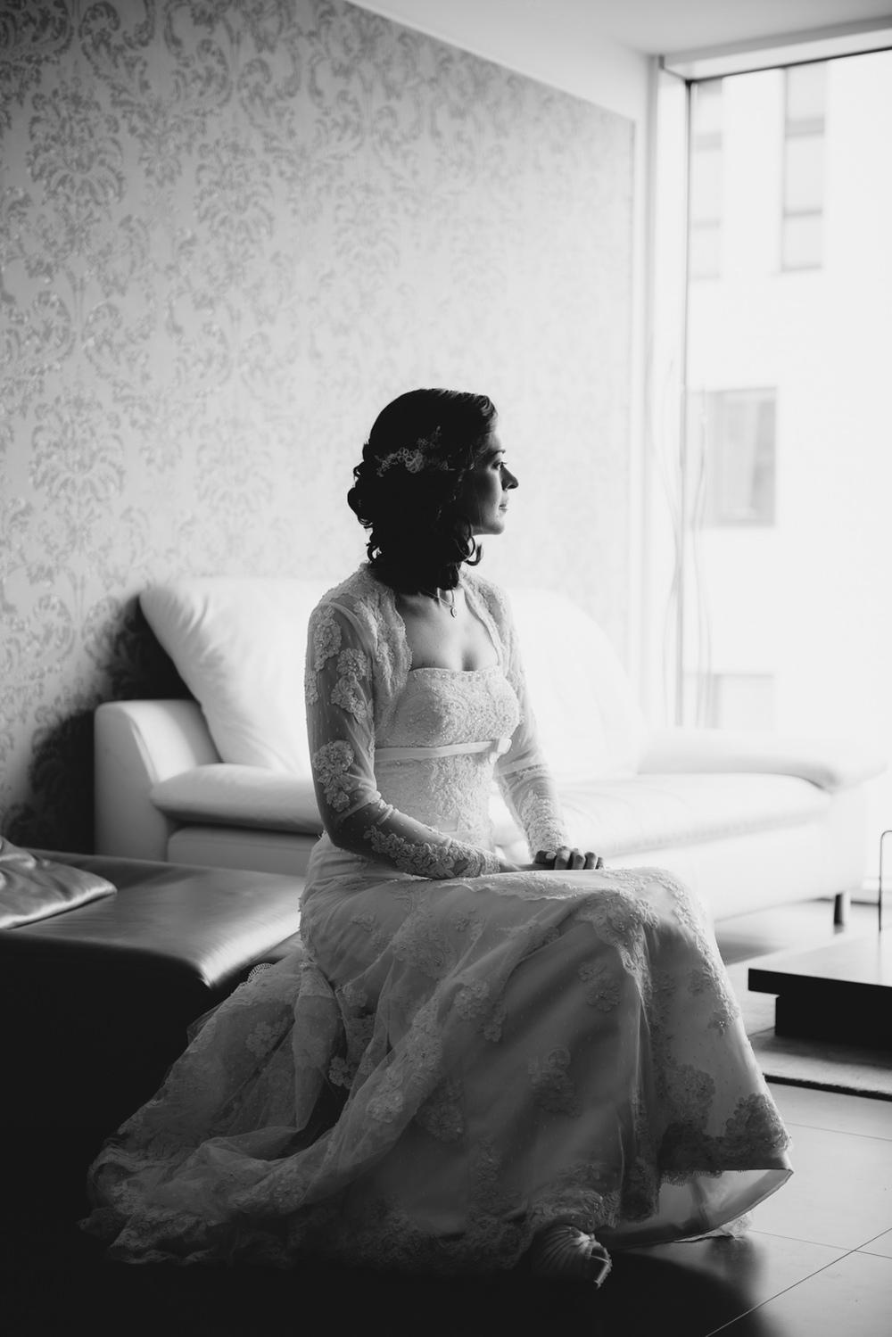 Hochzeit Braut Rostock