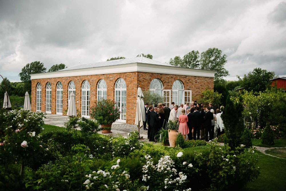 Orangerie Rosenpark Gross Siemen
