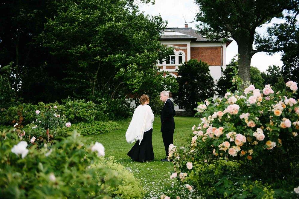Hochzeit Orangerie Rosenpark