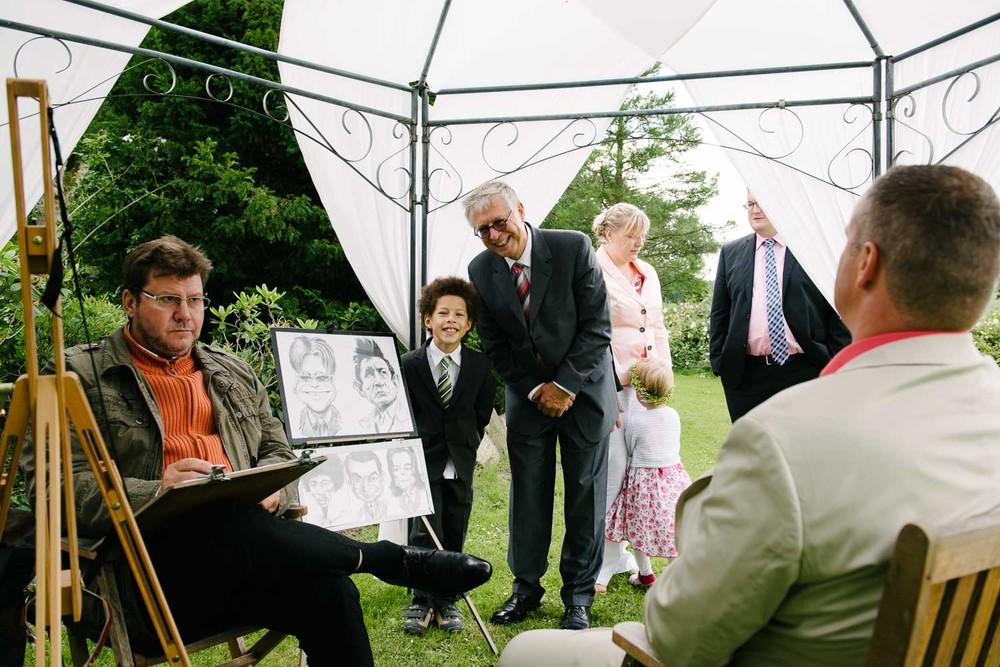 Hochzeit Rosenpark
