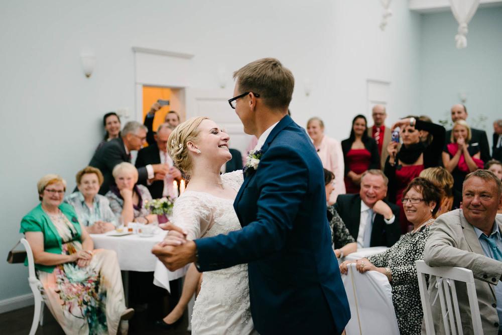 Hochzeitstanz Orangerie