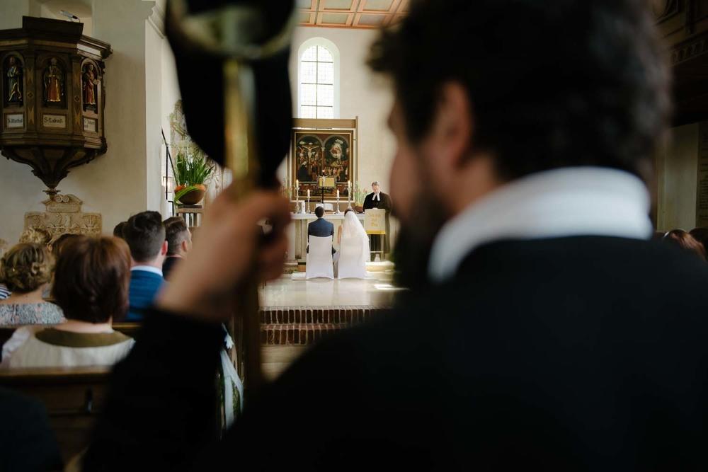 kirchliche Trauung Hochzeit Rostocker Fotograf in Augsburg