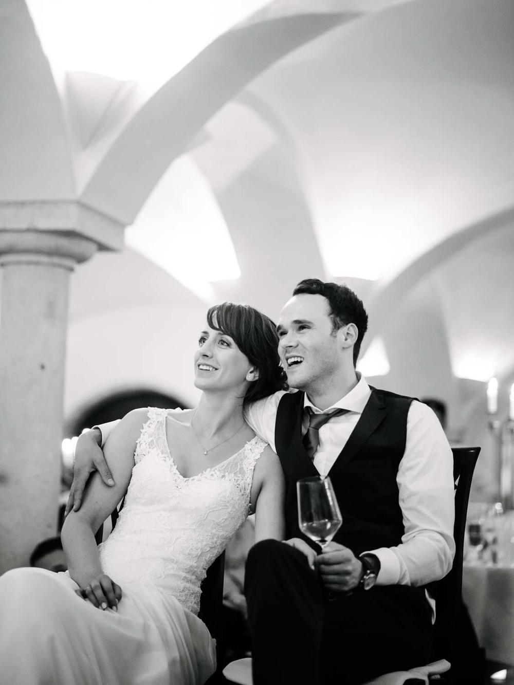 Ehepaar Hochzeitspaar beim Fest Hochzeit Rostocker Fotograf in Augsburg