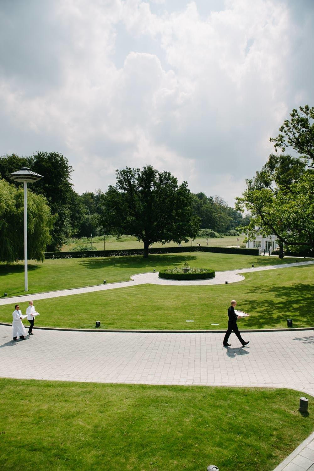 Park Hochzeit Wedding Grand Hotel Heiligendamm