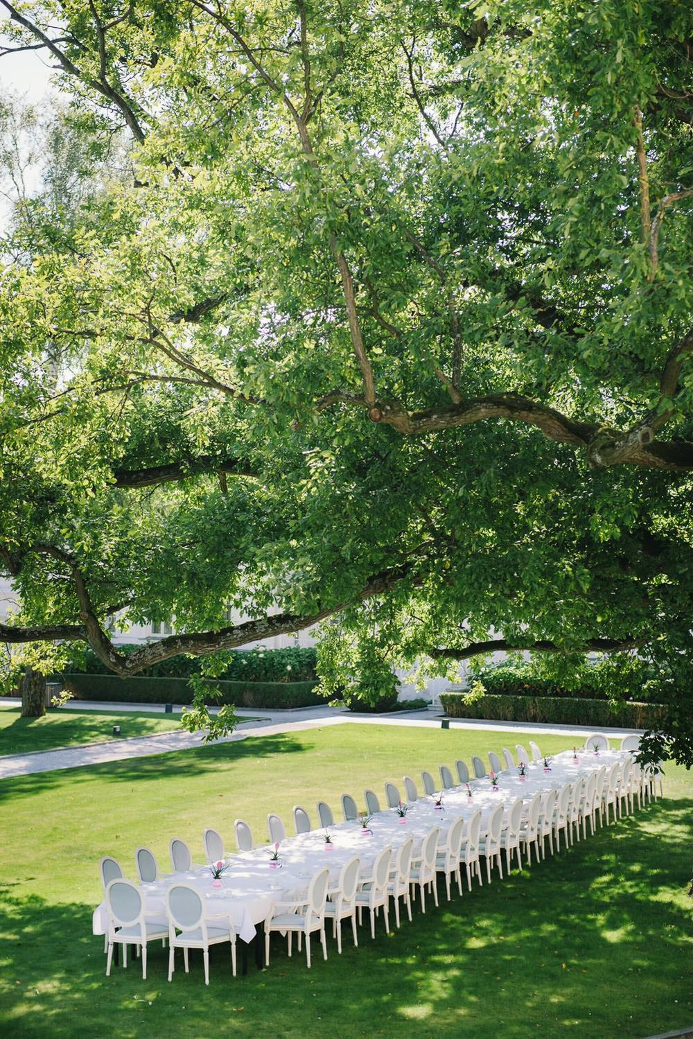Hochzeitstafel Grand Hotel Heiligendamm
