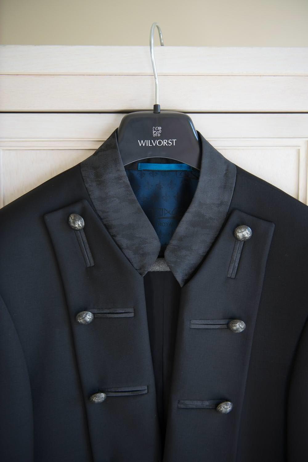 Anzug Suit Hochzeit Wedding Grand Hotel Heiligendamm