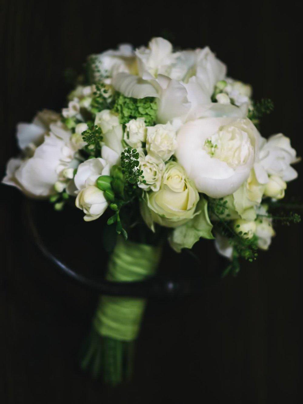 Brautstrauss Hochzeit Ulrichshusen