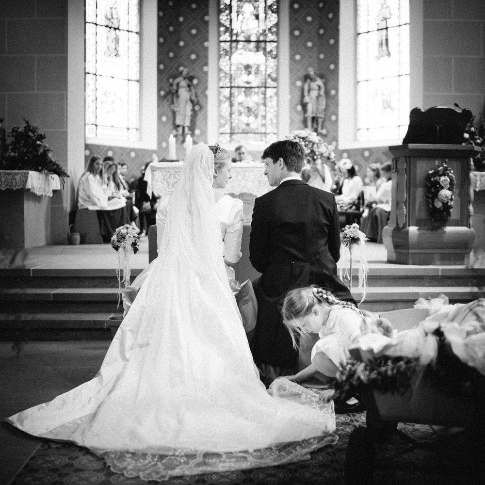 Natürlich elegante Hochzeitsfotografie in Rostock
