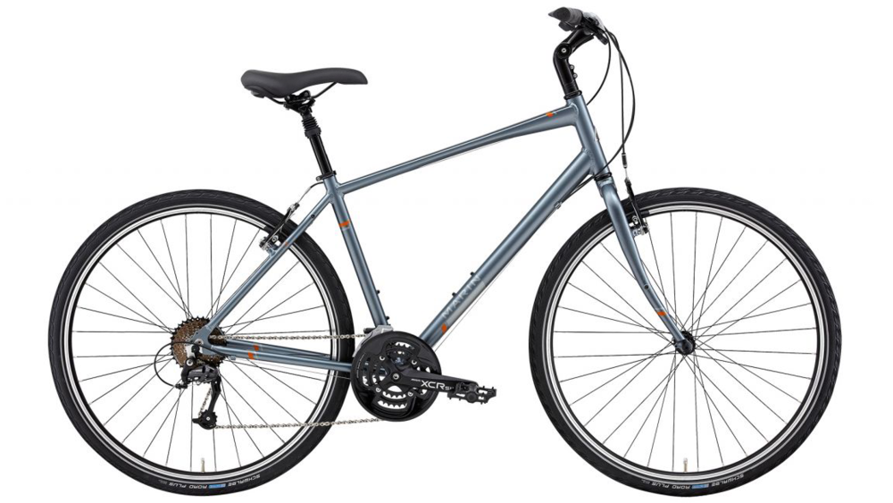 Larkspur: designed for casual fitness rides and short distance commuting