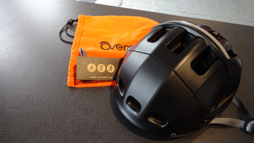 Overade FOLDING BIKE HELMET