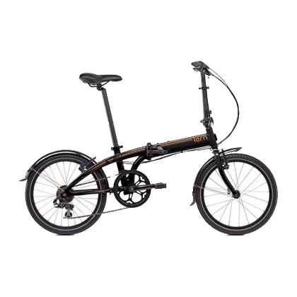 Hire a Tern Link C7 Folding Bike. These are great if you are traveling by train or Supertram. Light and with multi-gears - great for Sheffield's street.