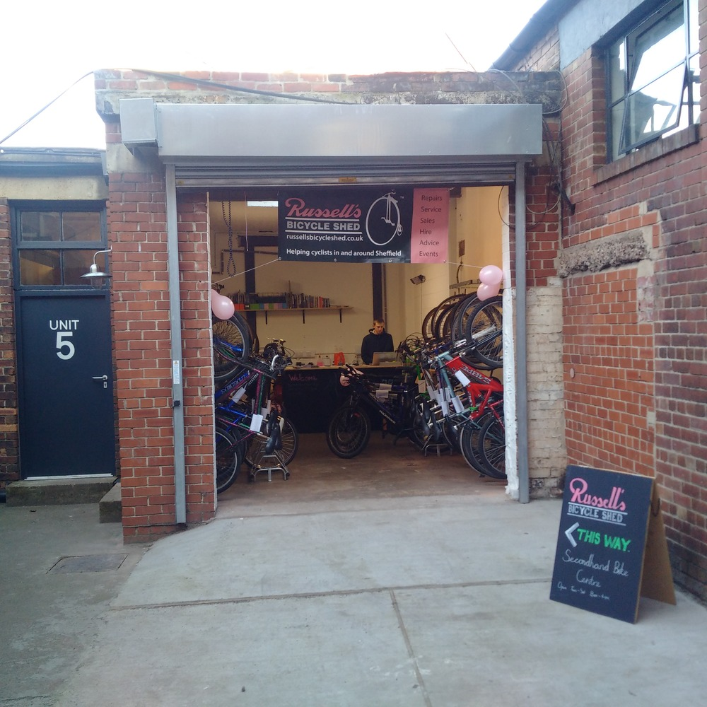 Neepsend Secondhand Bike Centre