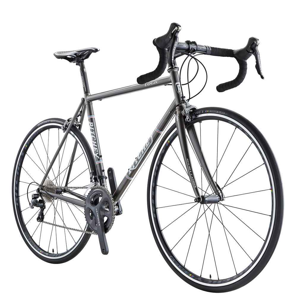 Road Logic - This is more than just a winter bike. This lightweight steel bike comes in at less than 8kg and can easily keep pace with the carbon frames out there. Reliable componants and a stiff steel frame come together to create an all year round road bike.