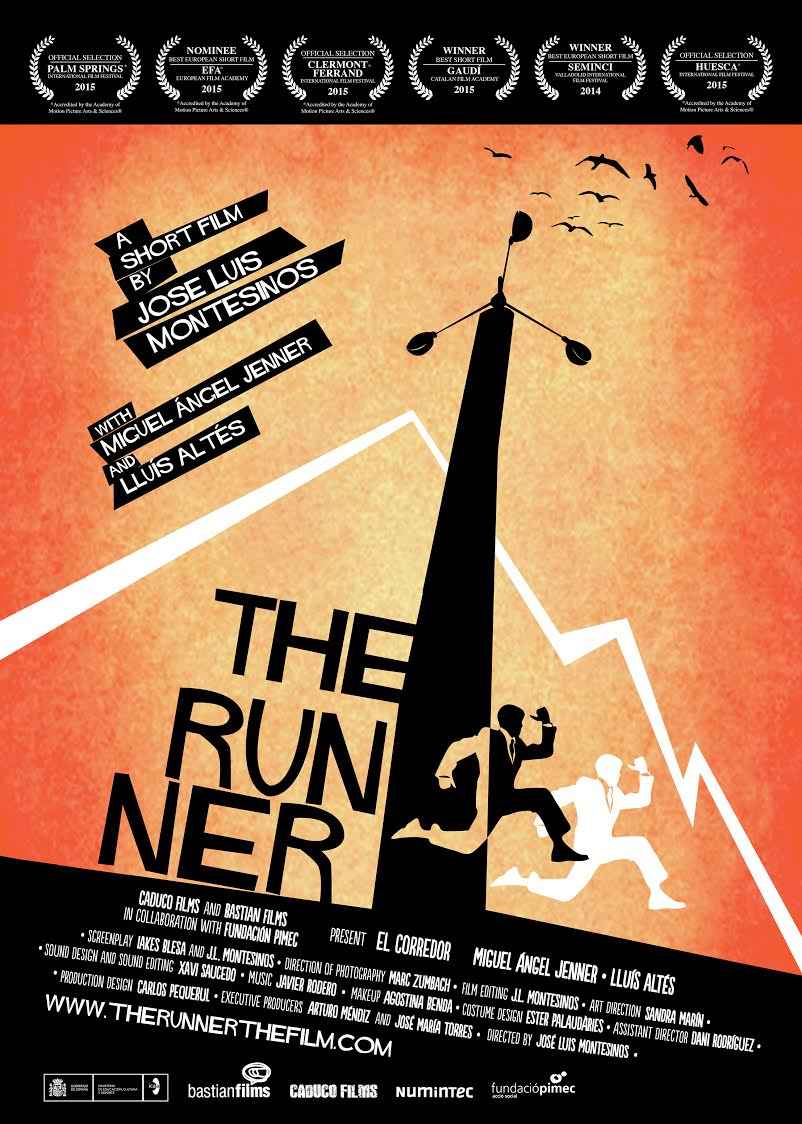 El Corredor_The Runner_Javier Rodero