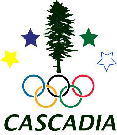 Cascadia Olympics Logo