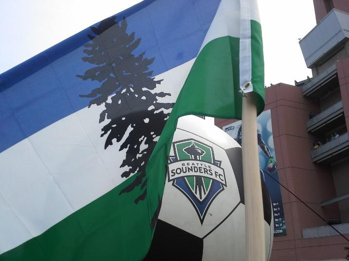 Cascadia Sounders Football Soccer