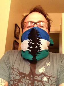 cascadia scarf