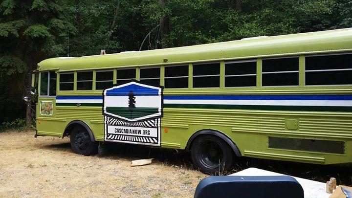 Cascadia Bus Shuttle CascadiaNow