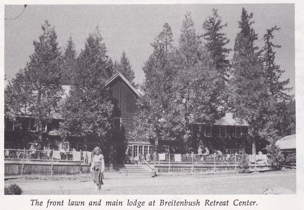 Breitenbush Retreat Center