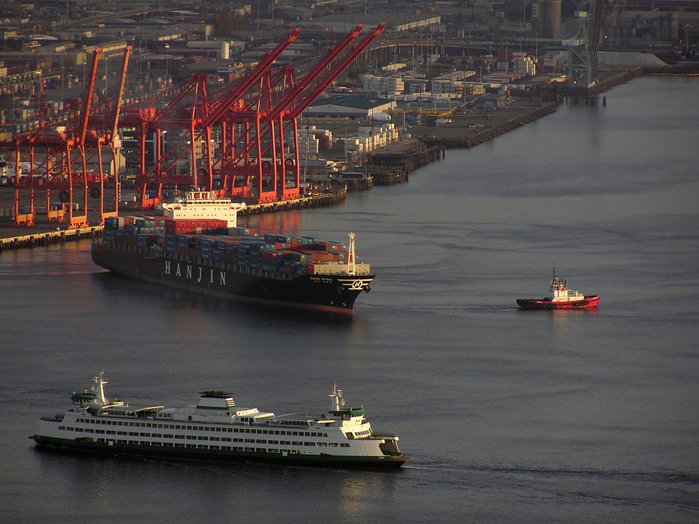 Port of Seattle King County