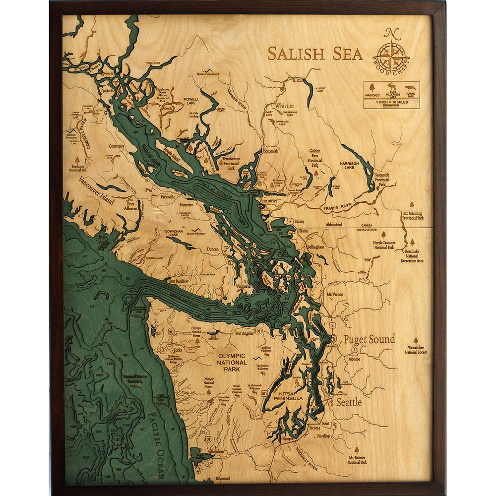 SalishSeawoodcarving