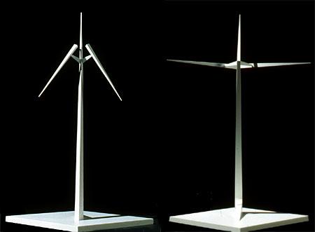 Hito Escultural Cruz y Luz  Monterrey, Nuevo Leon, Mexico, 2000- Steel Tower, height 140 m, with two rotating wings. Client : Patronato Cruz Y Luz   Tomado de una página bastante extraña.