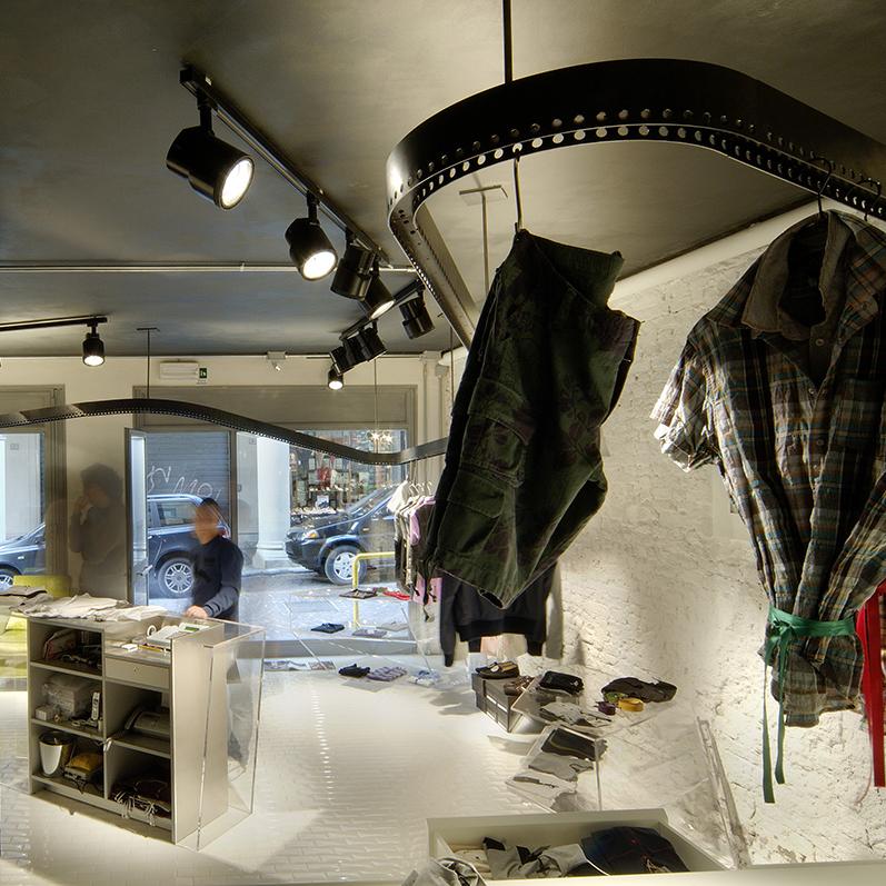 temporary shop concept