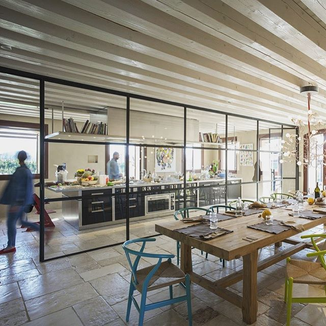 collalto house / kitchen . . . . . . . . #zanonarchitettiassociati #architecture #interior #kitchen #detail #openspace #lunch #archilovers #lovesdomus #archdaily #archilovers #deezen #plataformaarquitectura #archreview #divisare #architecturelovers