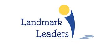 Landmark Leaders small with logo stacked no tagline.jpg