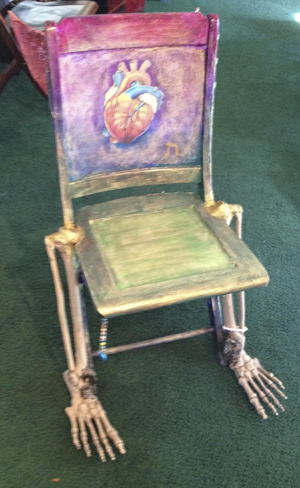 Chair # 49 Alan Helfen