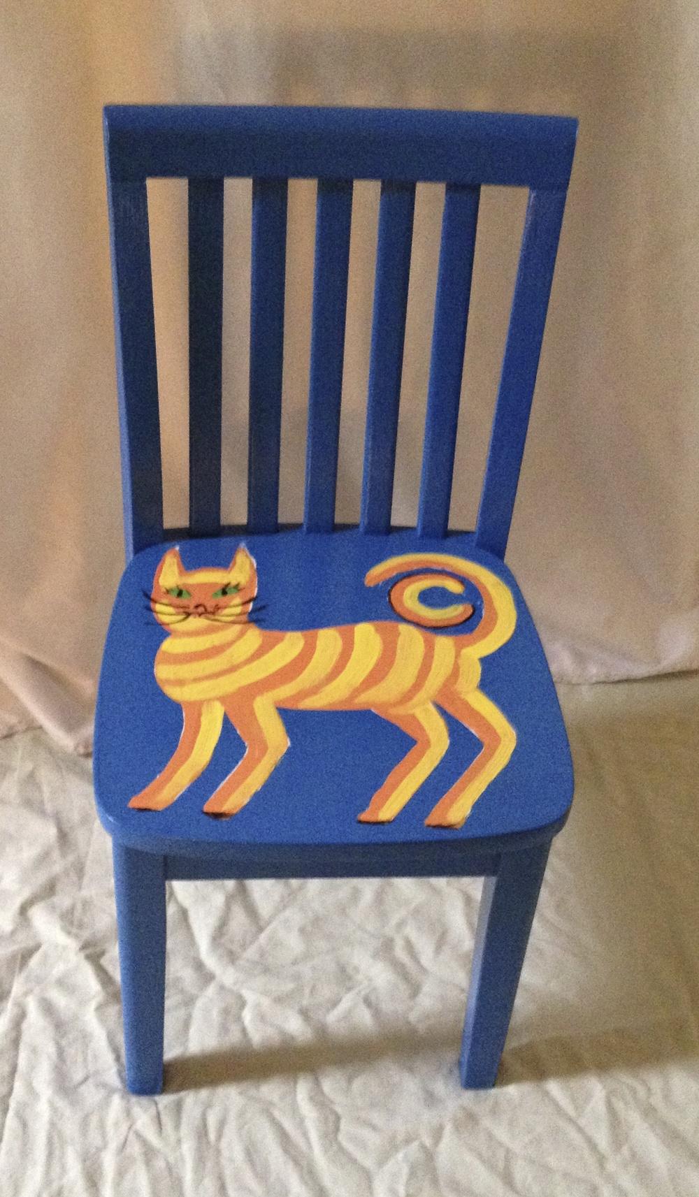 Chair # 74 Griscom-Sullivan