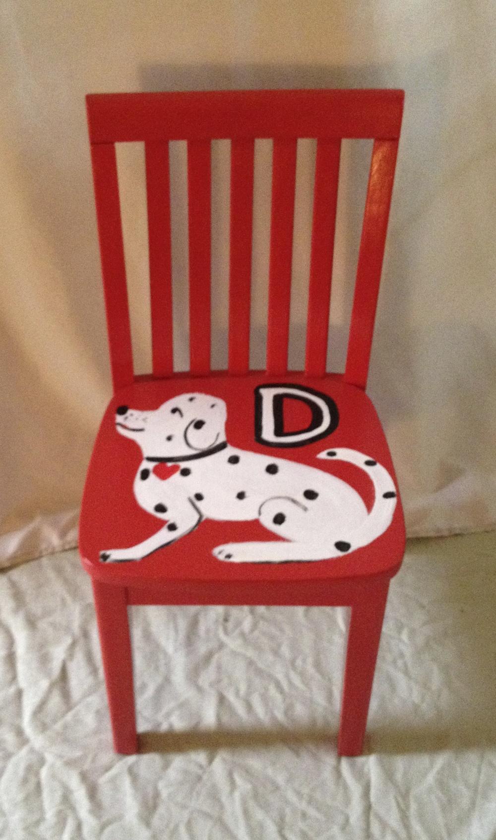 Chair # 75 Griscom-Sullivan