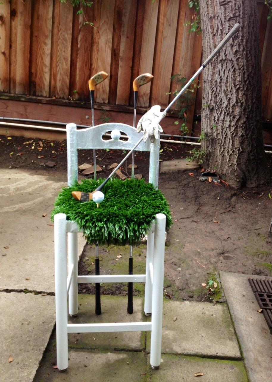 Chair # 66 Gwen Golub