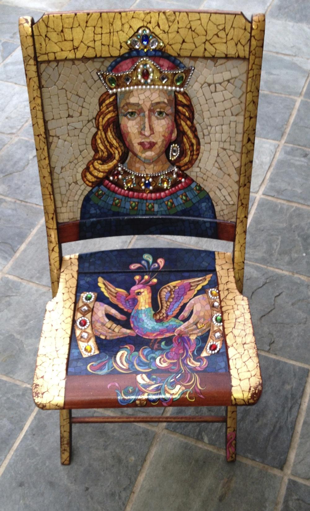 Chair # 28 Tanya Larin