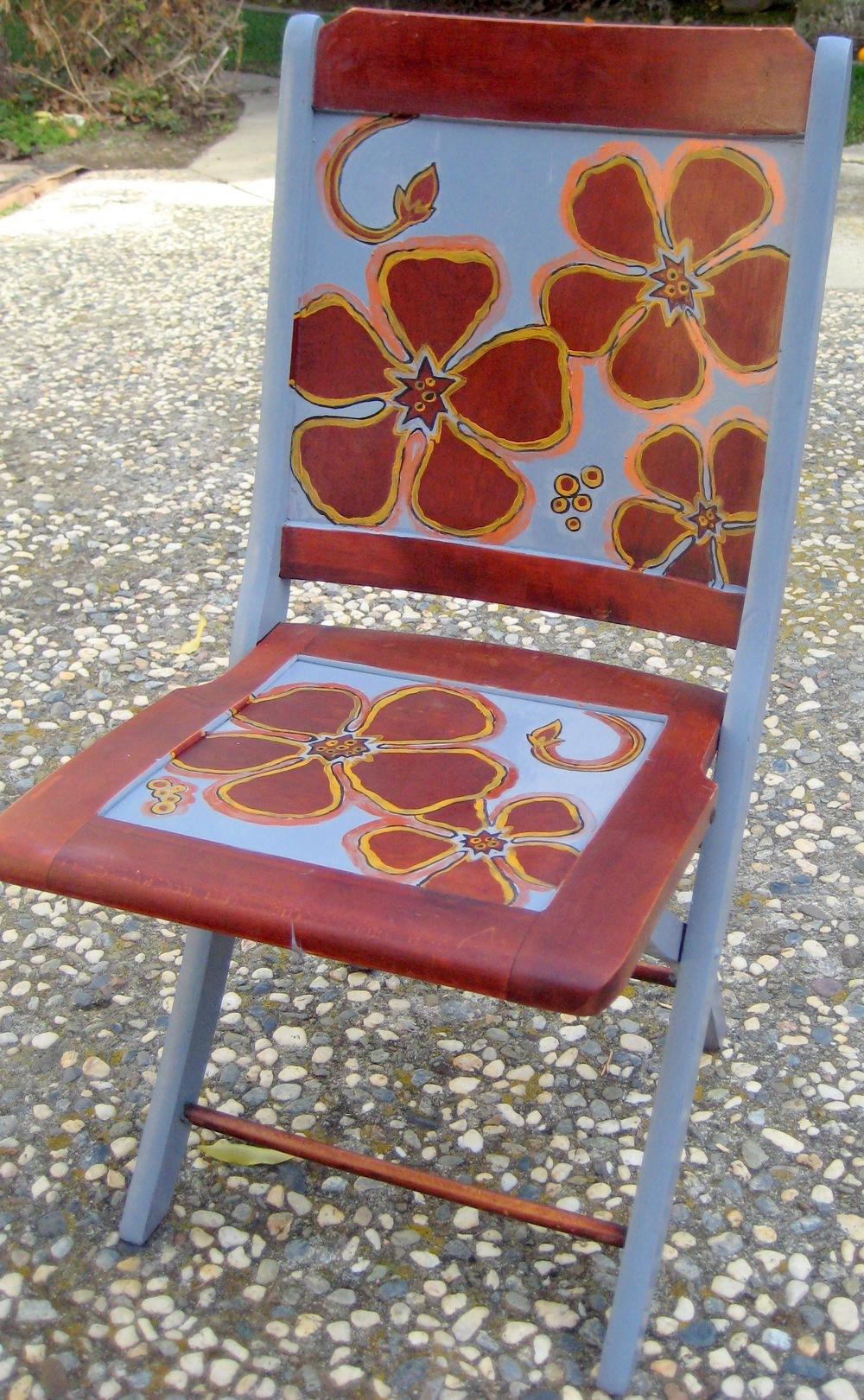 Chair # 21 Devika Keskar